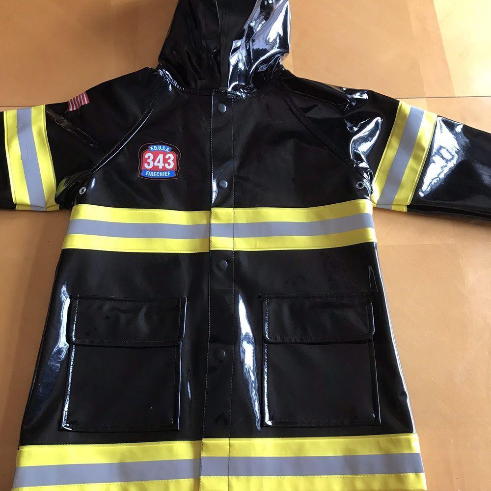 Fireman dress jacket striped
