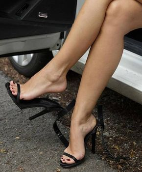 Hot girls tall socks