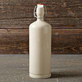 Stoneware Vinegar Bottle