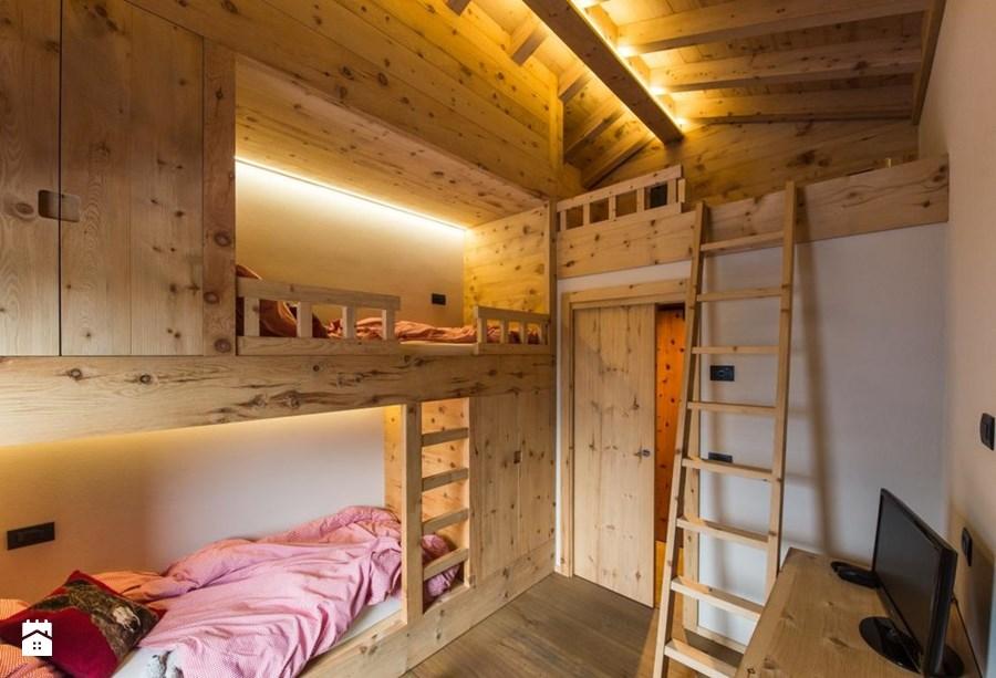 La Genzianella Alpine Chic Hotel - Camera da letto in ...