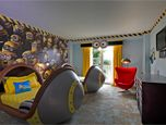 Despicable Me Kids Suite at Loews Portofino Bay Hotel