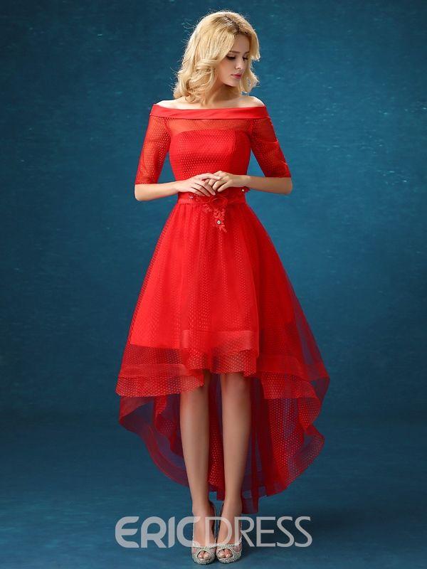 3fe7c85465 Off Shoulder Dresses Prom, Half Sleeve Dresses, Half Sleeves, Cocktail Dresses  Online