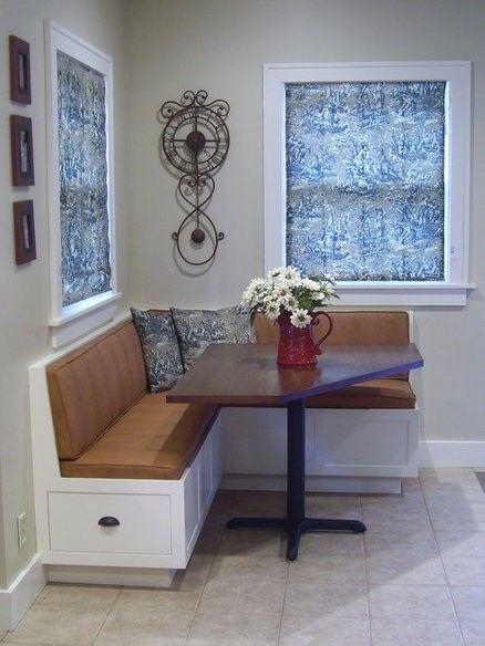Corner Bench Dining Table Set - Foter & Corner Bench Dining Table Set - Foter | ADU Ideas | Pinterest ...