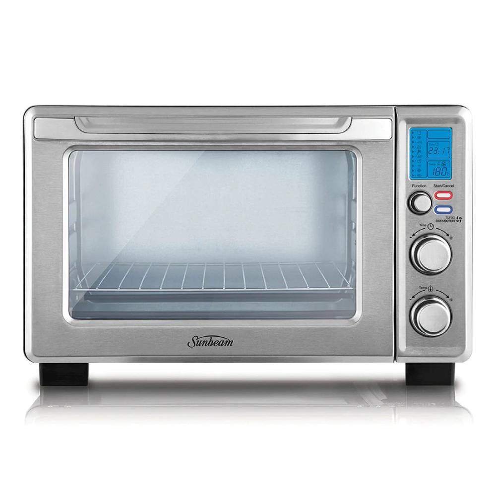 Sunbeam 22L Quick Start Oven BT7100 | Sunbeam, Oven, Digital