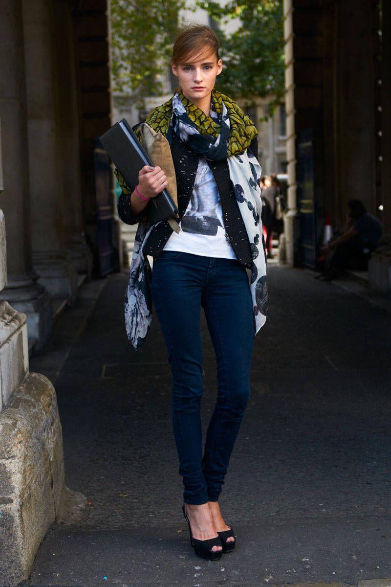 Street Chic: LFW, Spring 2012