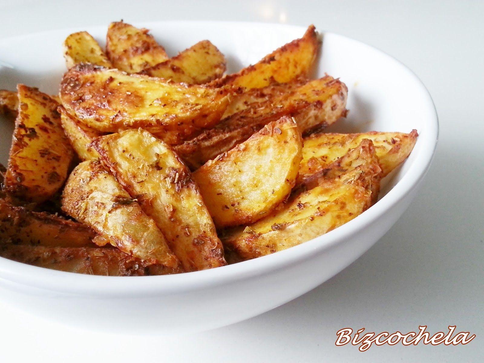 Recetas y a cocinar se ha dicho patatas de luxe o - Cocinar vieiras al horno ...