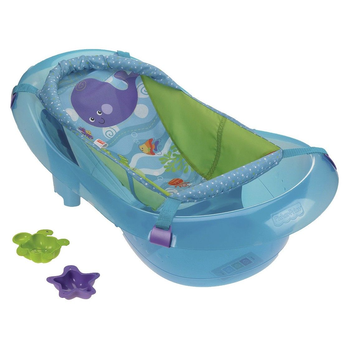Fisher-Price Ocean Wonders Aquarium Bath Center | Baby Leo <3 ...