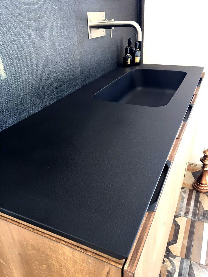 d coration papier peint pour salle de bain wallanddeco meuble edone showroom de calvi. Black Bedroom Furniture Sets. Home Design Ideas