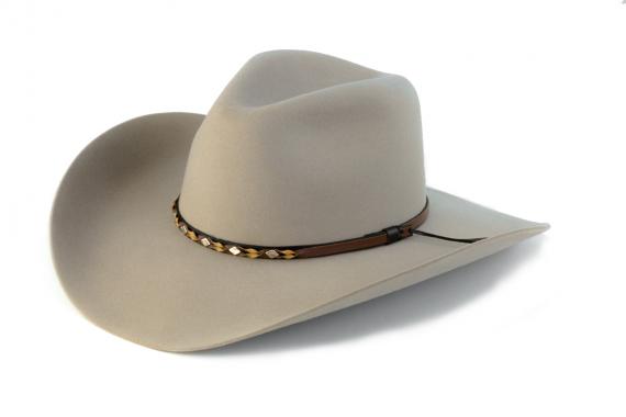 Sonora Stone Diamond Style Crease Diamond Fashion Cowboy Hats Heritage Collection