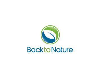 nature logo design by LogoPeople india. #logodesign #logo #logodesigner