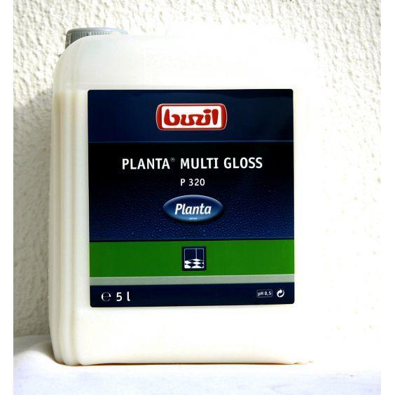 Buzil P320 Planta Multi Gloss Beschichtung Dispersion 5 Liter