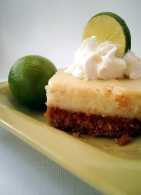 The Busty Baker: Key Lime Bars