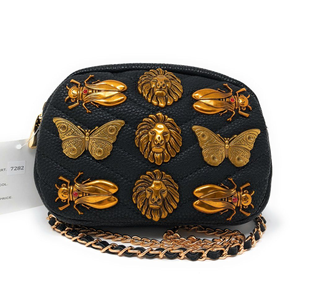 bf1cdef9fe24 Small insect bug butterfly belt bag by inzi handbags in 2019 | Shoes ...