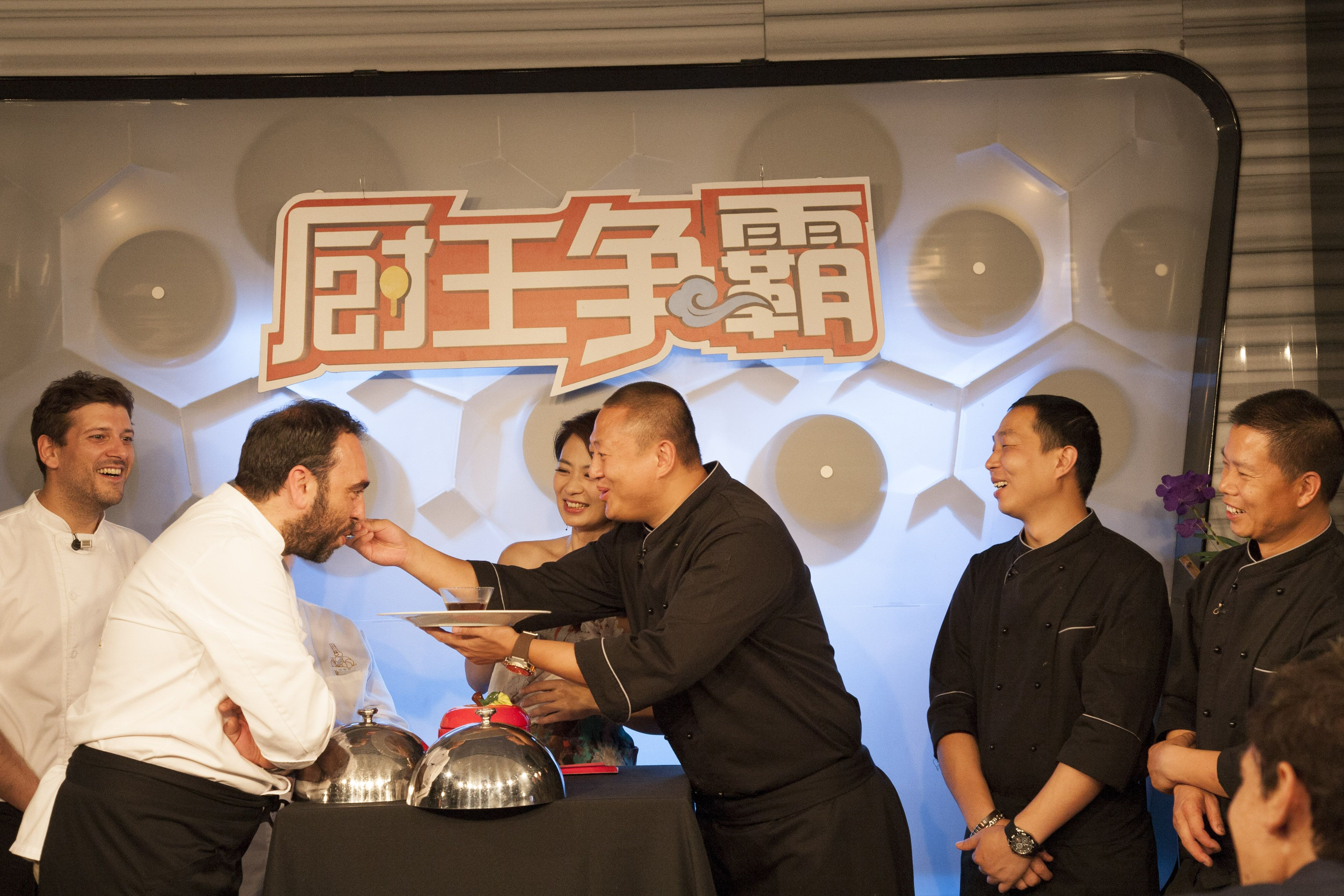 The 2nd edition of Greatest Chef China-Italy Edition, born by a partnership between #TriumphGroupInt and Tecnomovie (Maria Cicorella vs Gao Hai 高海): http://www.triumphgroupinternational.com/triumph-group-international-for-greatest-chef-china-italy-edition/
