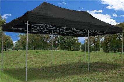 Pop Up Tents For Sale >> Black 10 X 20 Pop Up Canopy Party Tent Mine Your
