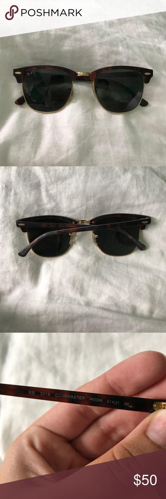 Ray Ban Club Masters Ray Bans Sunglasses Accessories Ray