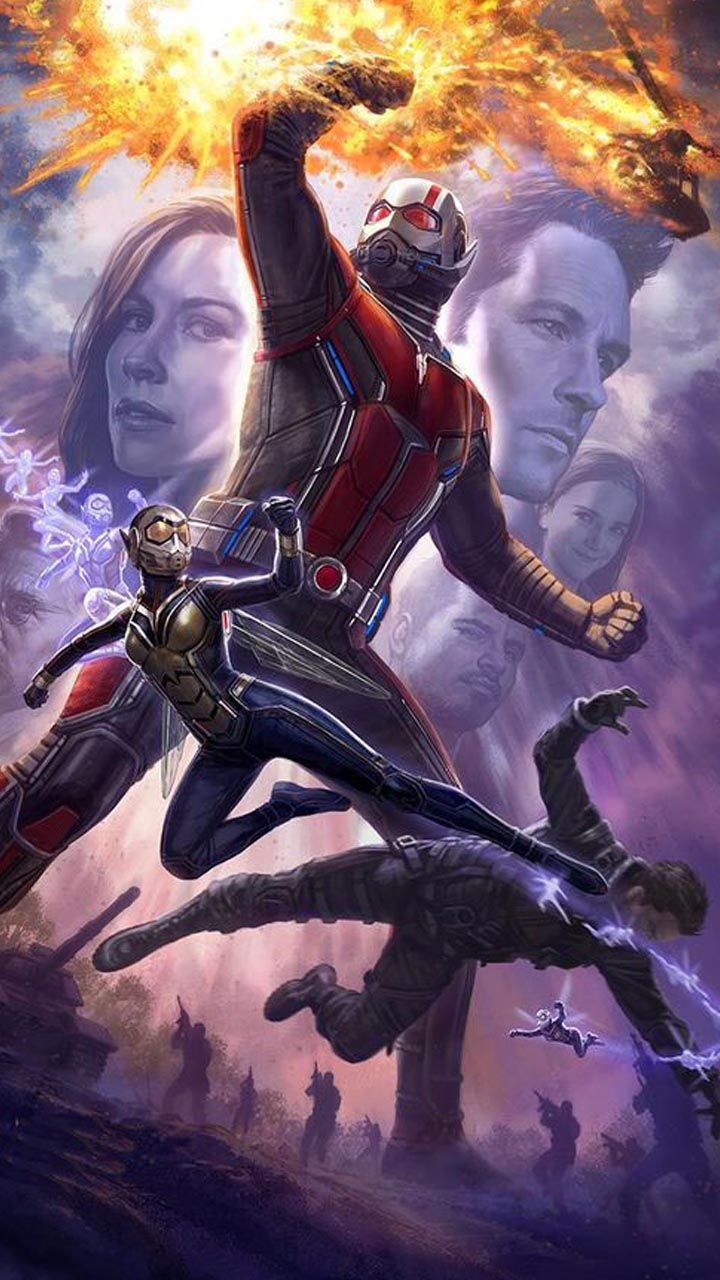 Ant Man Wallpaper Wasp Movie Marvel Marvel Cinematic