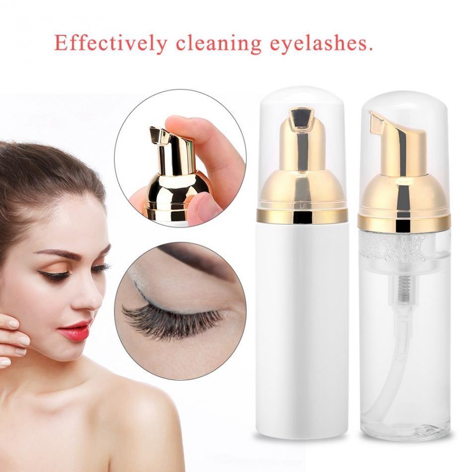 60ml Professional Eye Lashes Foam Cleaner Individual