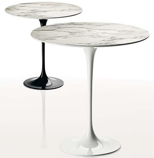 Eero Saarinen, Tulip Side Table.