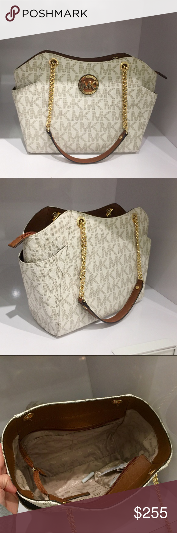 🌴Michael Kors Bag🌴 100% Authentic Michael Kors Shoulder Bag, brand new with tag!😍😍😍 Michael Kors Bags Shoulder Bags