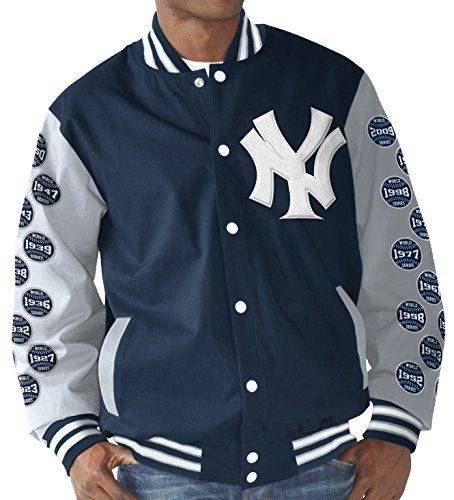 New York Yankees Varsity Jacket  203008854da