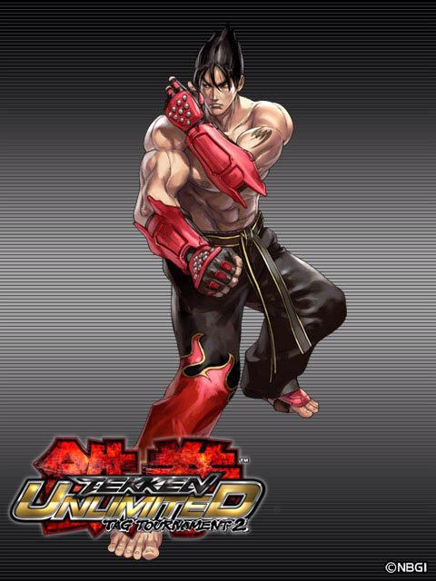 Jin Kazama Tekken Tag Tournament 2 Jin Kazama Tekken 7 Jin