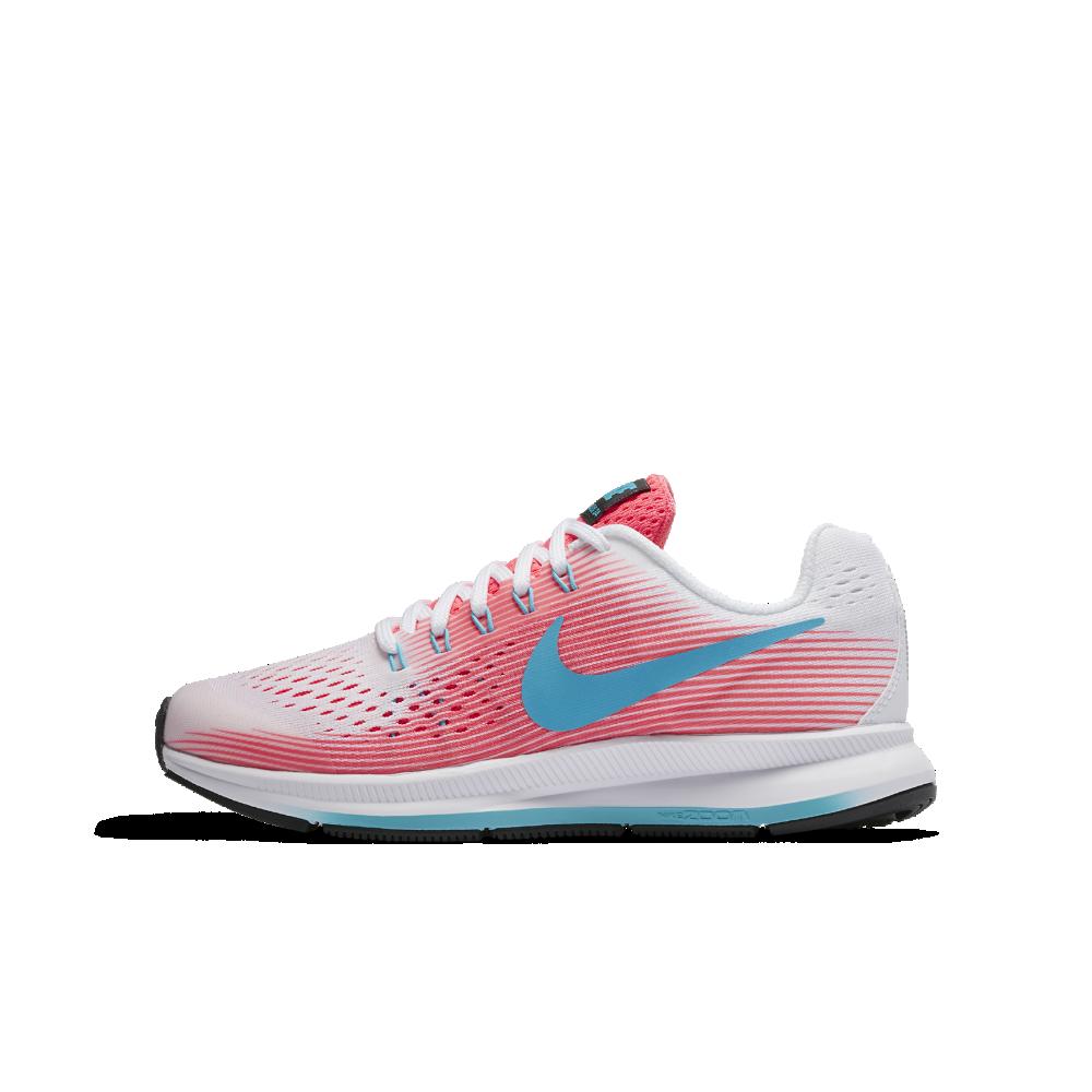Nike Zoom Pegasus 34 Big Kids  Running Shoe Size  4c0d56cd7