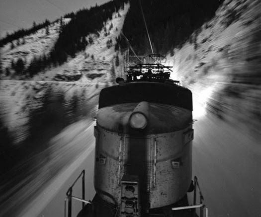 Kamera Work Richard Steinheimer Railroad Photography Milwaukee Road Photography