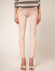 7 For All Mankind The Skinny Pastel Wash Jean  $322.29