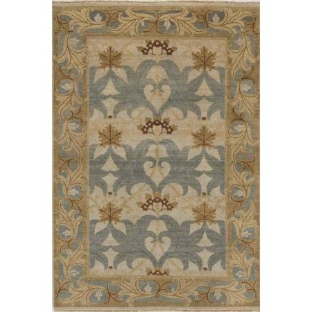 Momeni Clearance Arts Crafts Collection Ar 05 L Blue Rug Http