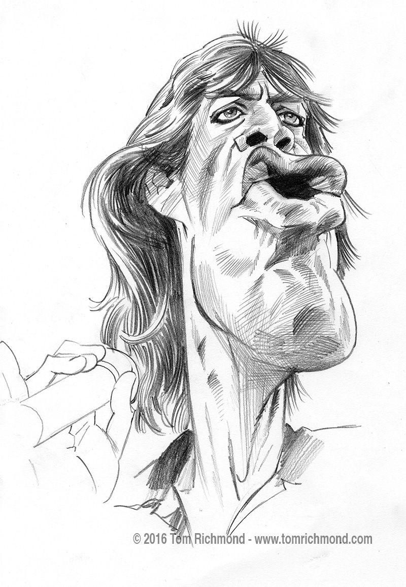 Смешные рисунки знаменитостей карандашом, днем