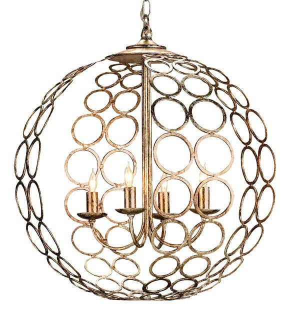 Currey and Company Tartufo Chandelier