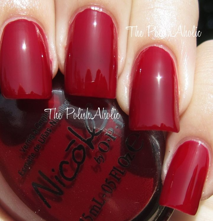 Nicole by OPI Kardashian Collection: Sealed With A Kris