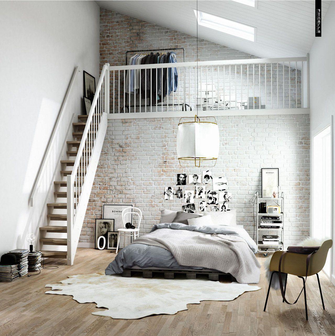 "homedesigngoals:  ""http://decordots.com/category/scandinavian-interiors/page/2/  """