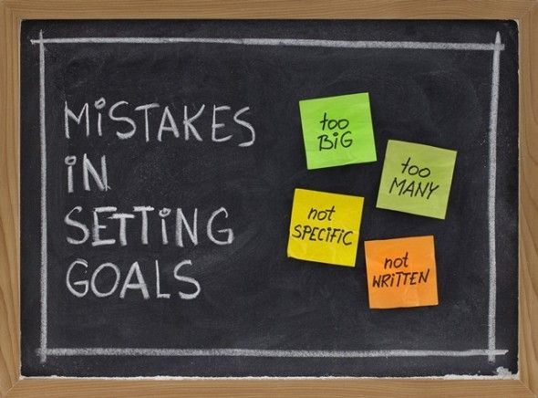 Smart Women Use 5 P's of Successful Goal Setting