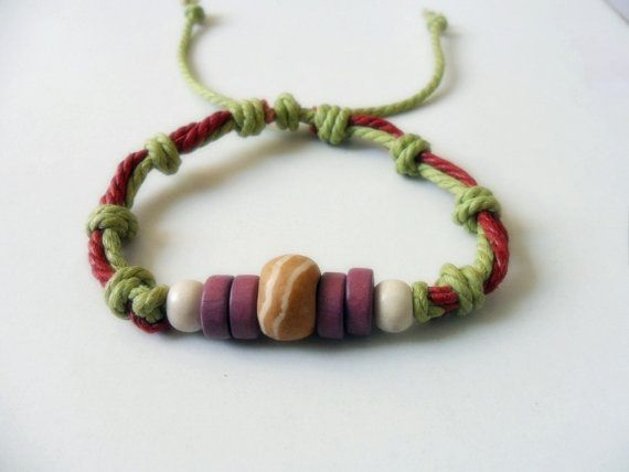 fashion multicolor Adjustable cotton ropes  by feihong2012 on Etsy, $3.00