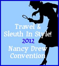 Attend Nancy Drew Conventions!  I've always wanted to go to a ND convention! Getting in arguments over what DID and DIDN'T happen. *laughs*