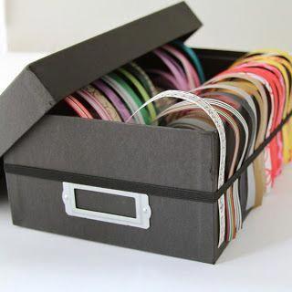 Photo of Ein bisschen Patti: 25 preiswerte Ideen zur Aufbewahrung Ihres Bastelbandes