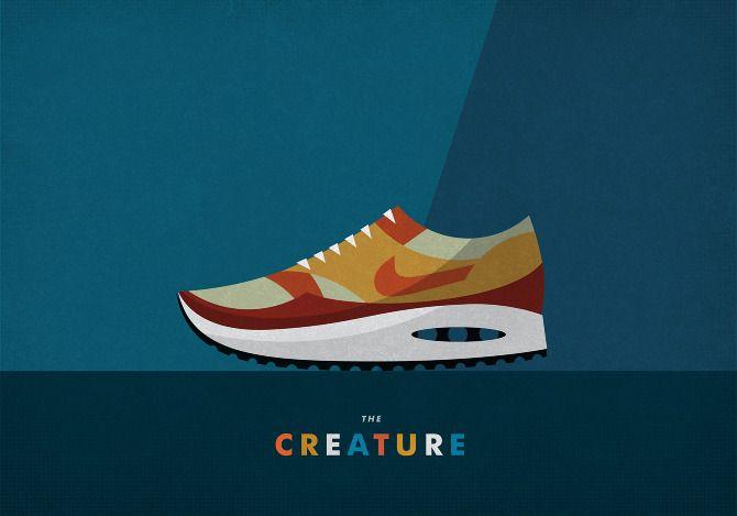 AM1: The Tributes Matt Stevens | Air Max | Nike, Design