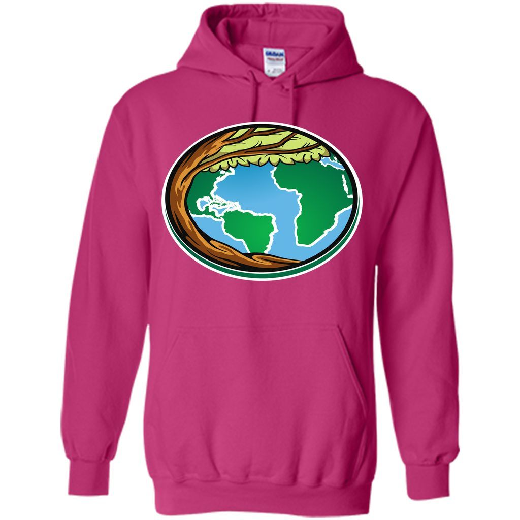 Mother Nature's Hug Treehugger T-Shirt