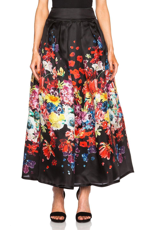 Zuhair murad floral long skirt zuhairmurad cloth zuhair murad
