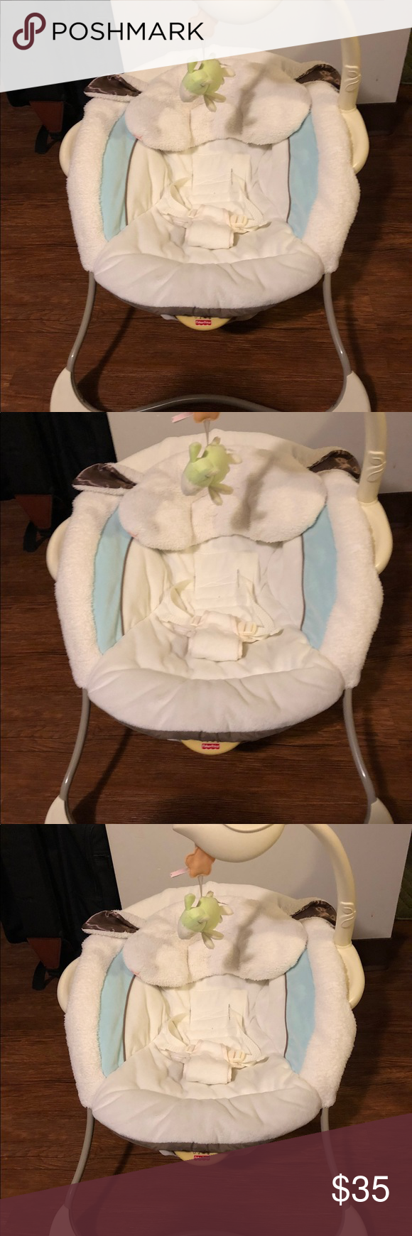 Fisher Price My Little Lamb Baby Bouncer Fisher Price My