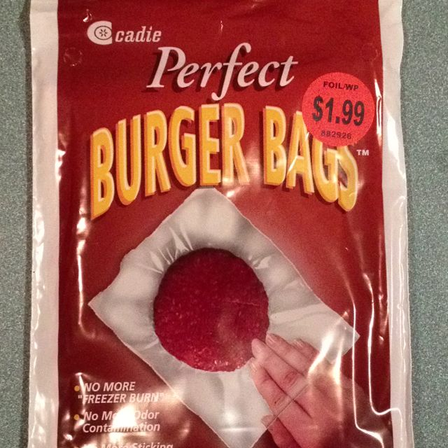 Theses things are great. I have a freezer full of burgers ready to go when the weather improves.