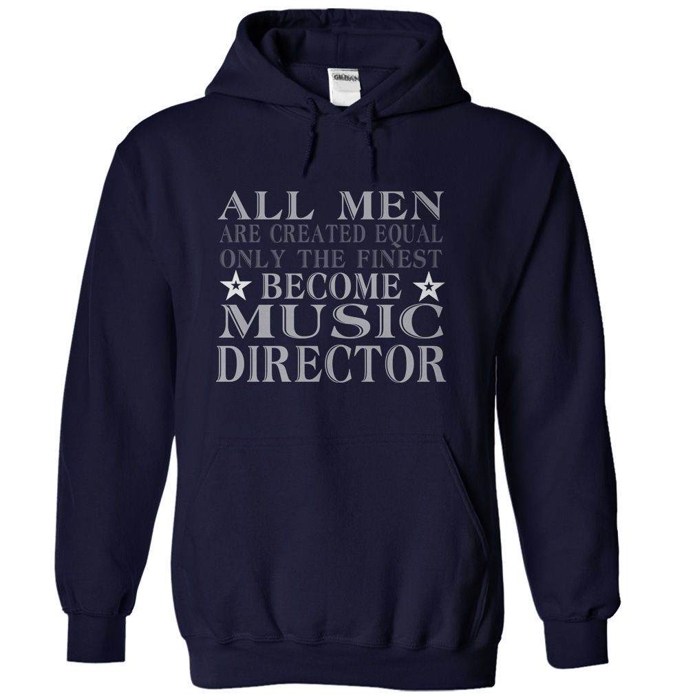 Music Director T-Shirts, Hoodies. Get It Now ==► https://www.sunfrog.com/LifeStyle/Music-Director-NavyBlue-69827580-Hoodie.html?41382