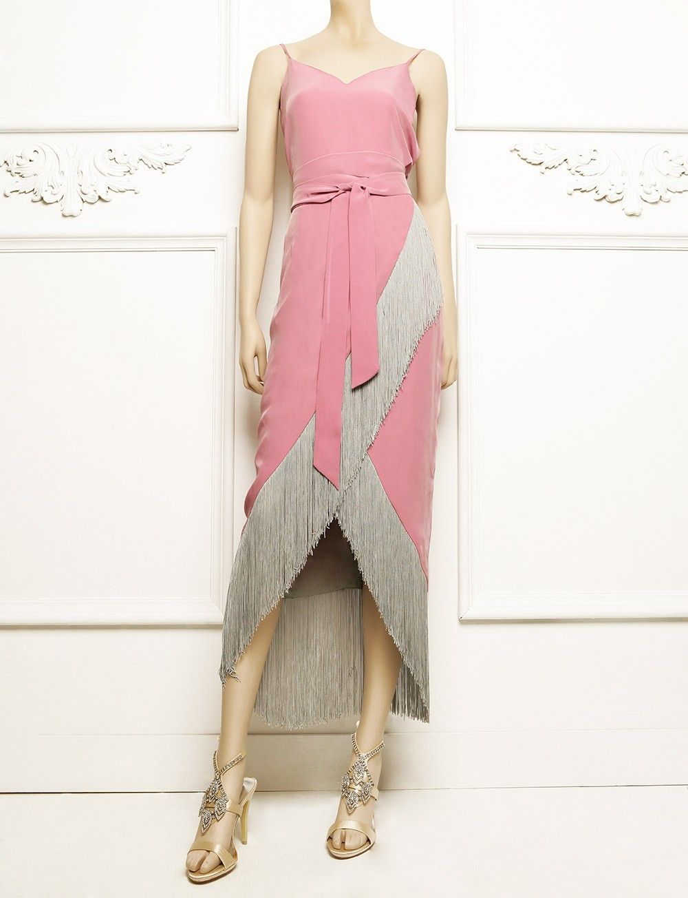 Conjunto falda y top rosas Nubbe Clothes | Ropa de fiesta para ...
