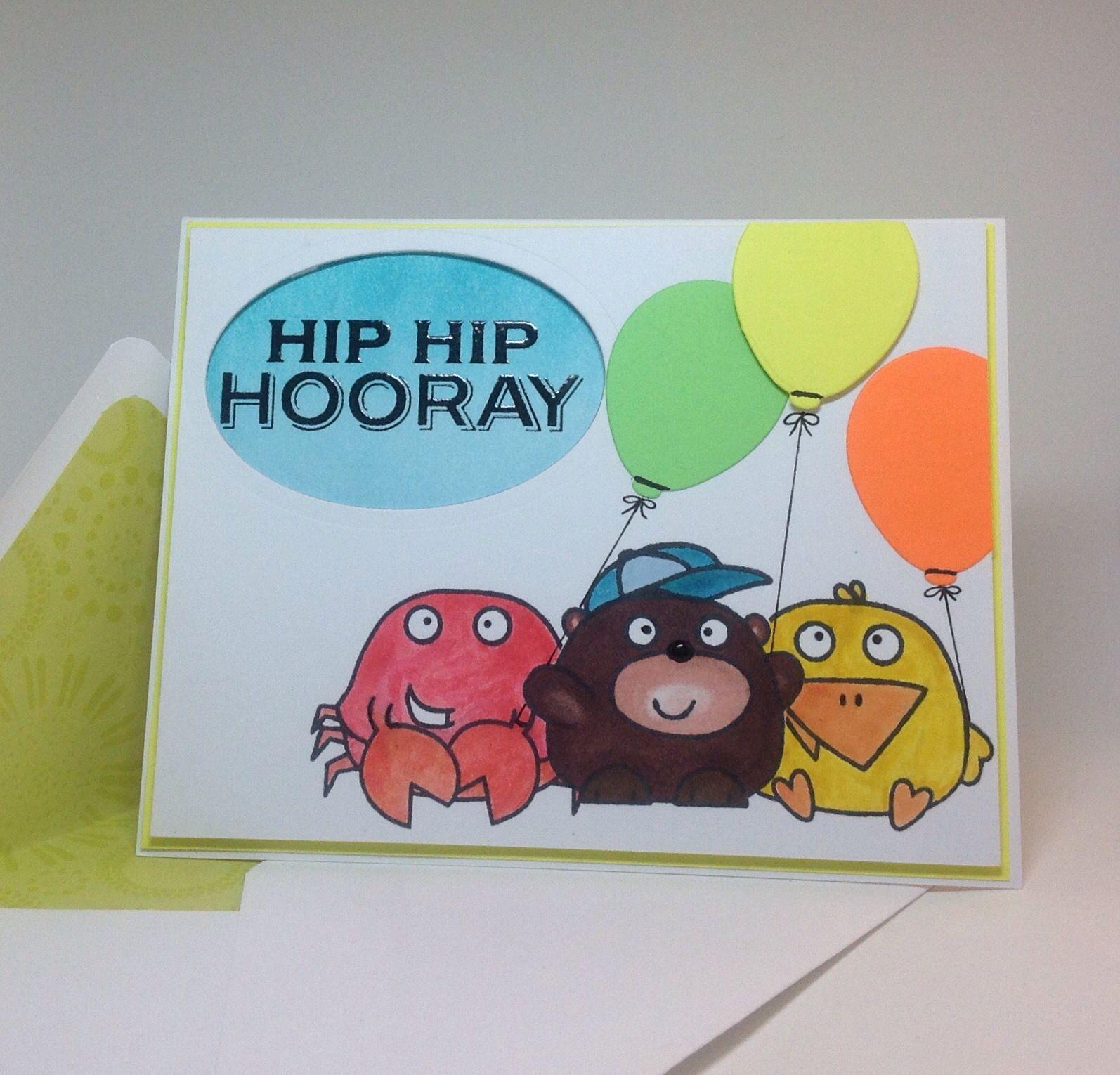 Baby card colouring, masking