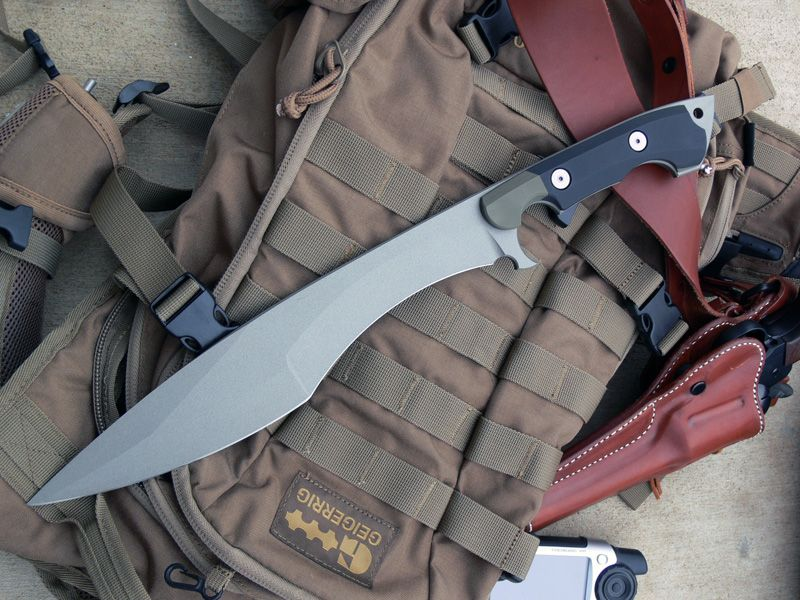 Midtech Line Dervish Knives Survival Knife Knives