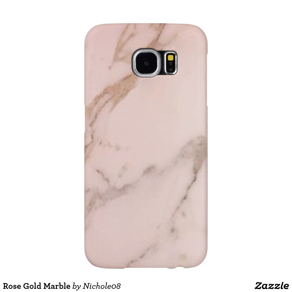 Rose Gold Marble Case Mate Samsung Galaxy Case Zazzle Com In 2020 Phone Cases Samsung Galaxy Galaxy S6 Phone Cases Rose Gold Marble