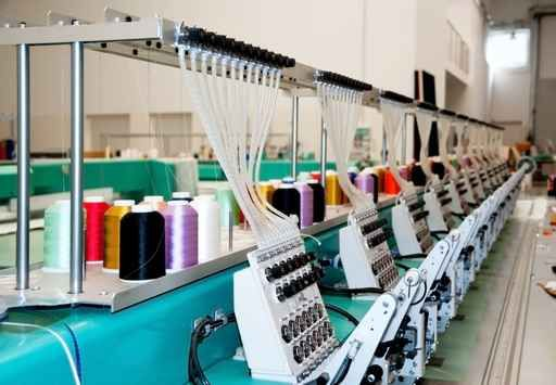 Textile Industrial Embroidery Machine Our Personal Touch