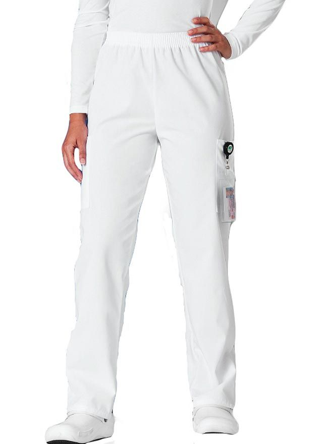 26b5cdc48ca Style Code: (WH-14120) A comfy and functional pair of White Swan  fundamentals scrubs pants for women. It is made from soil-release  poly/cotton fabric that ...